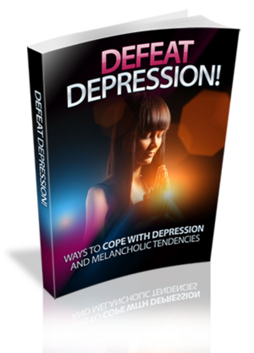 Product picture How to Overcome Depression