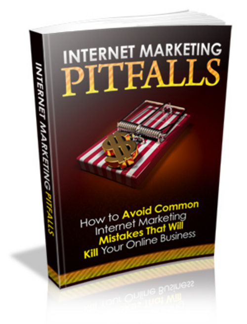 Product picture Internet Marketing Pitfalls With MRR
