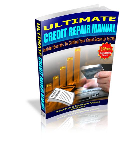 Product picture Ultimate Credit Repair Manual