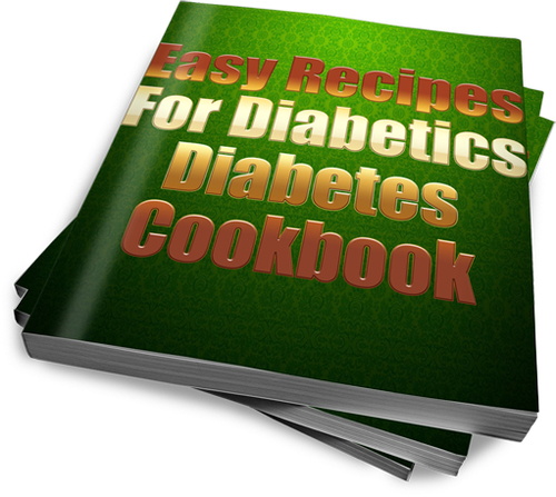 Product picture  Easy Recipes For Diabetics Diabetes Cookbook